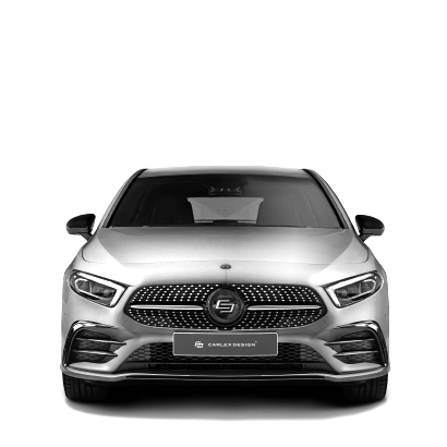 carlex design mercedes-benz a-class exterior covers