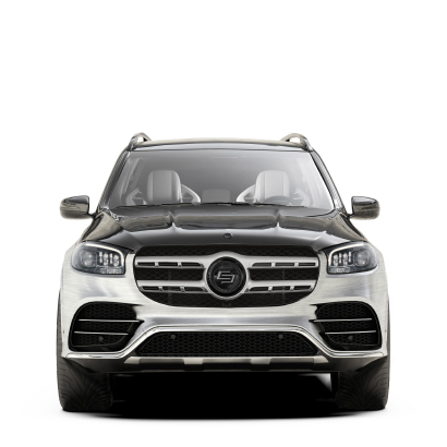 carlex design mercedes-benz gls yachting