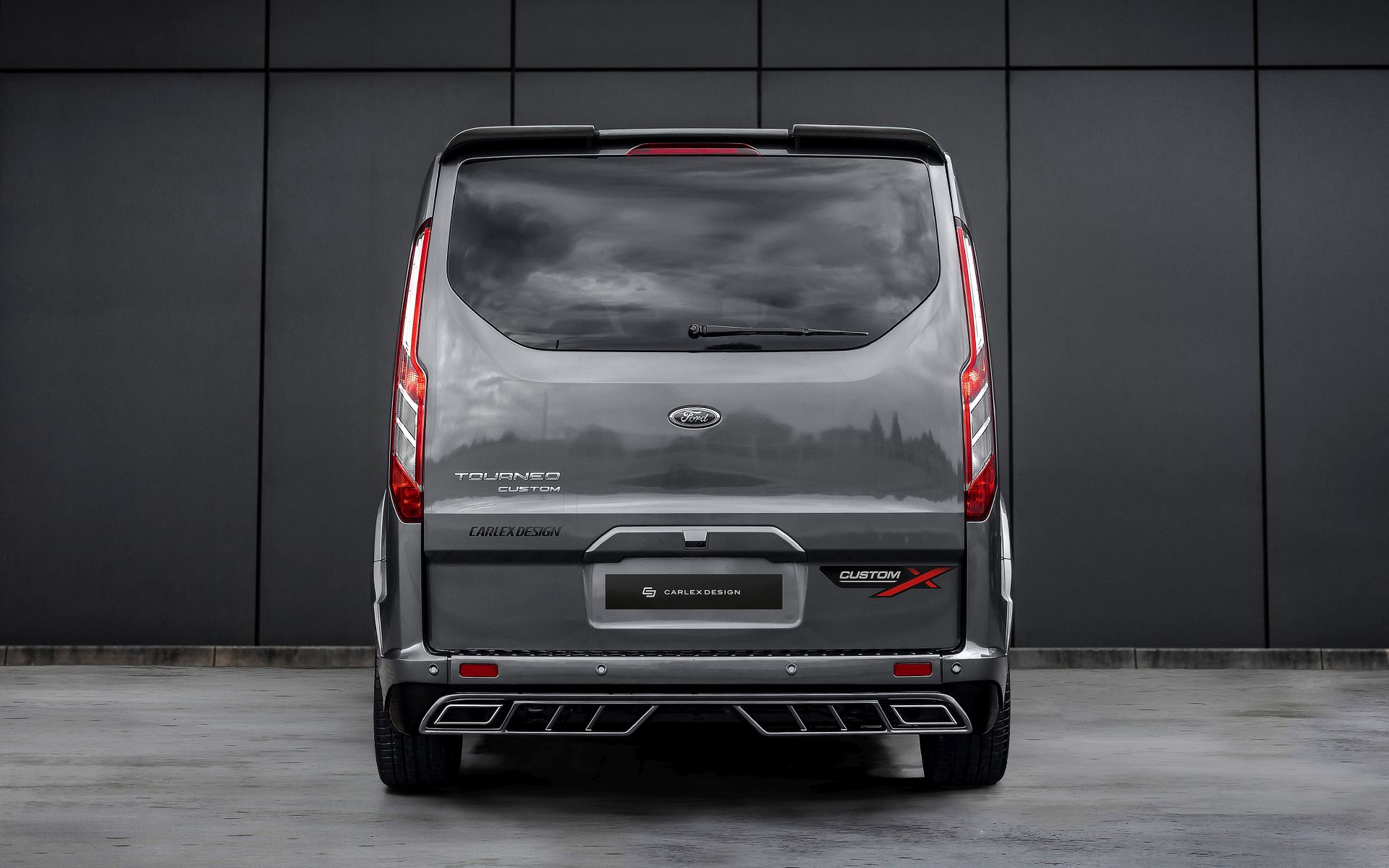 Ford Custom X Final Edition