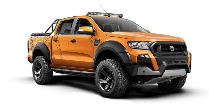 Ford Ranger by Carlex Design