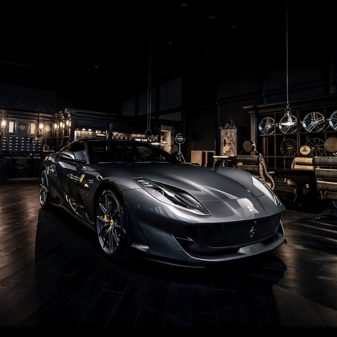 Ferrari 812 Superfast by Carlex Design