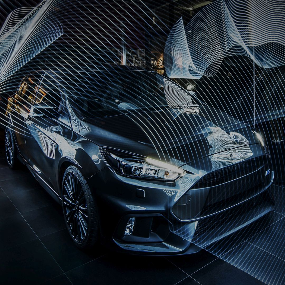 Carlex Design Interior Ford Focus RS