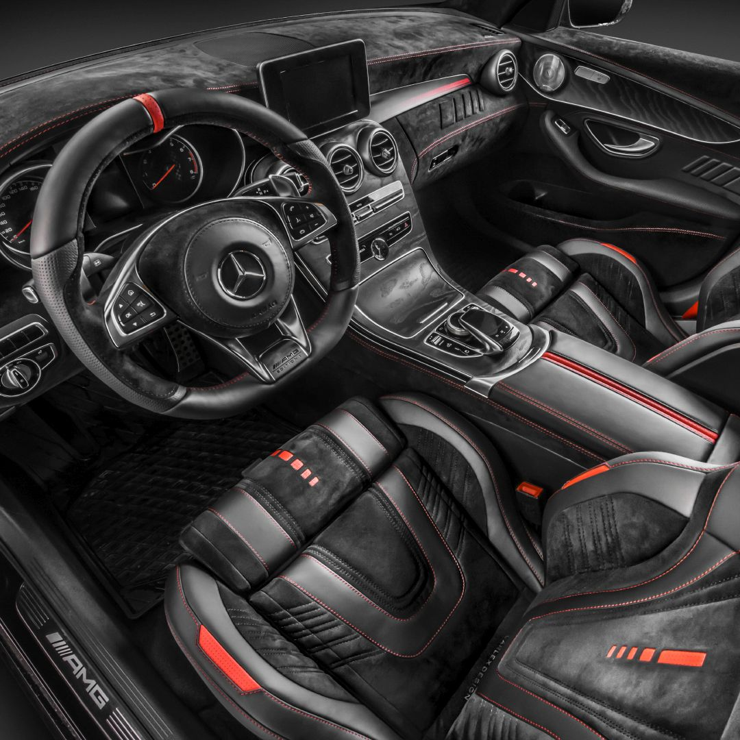 Carlex Design Interior Mercedes-Benz C43 AMG