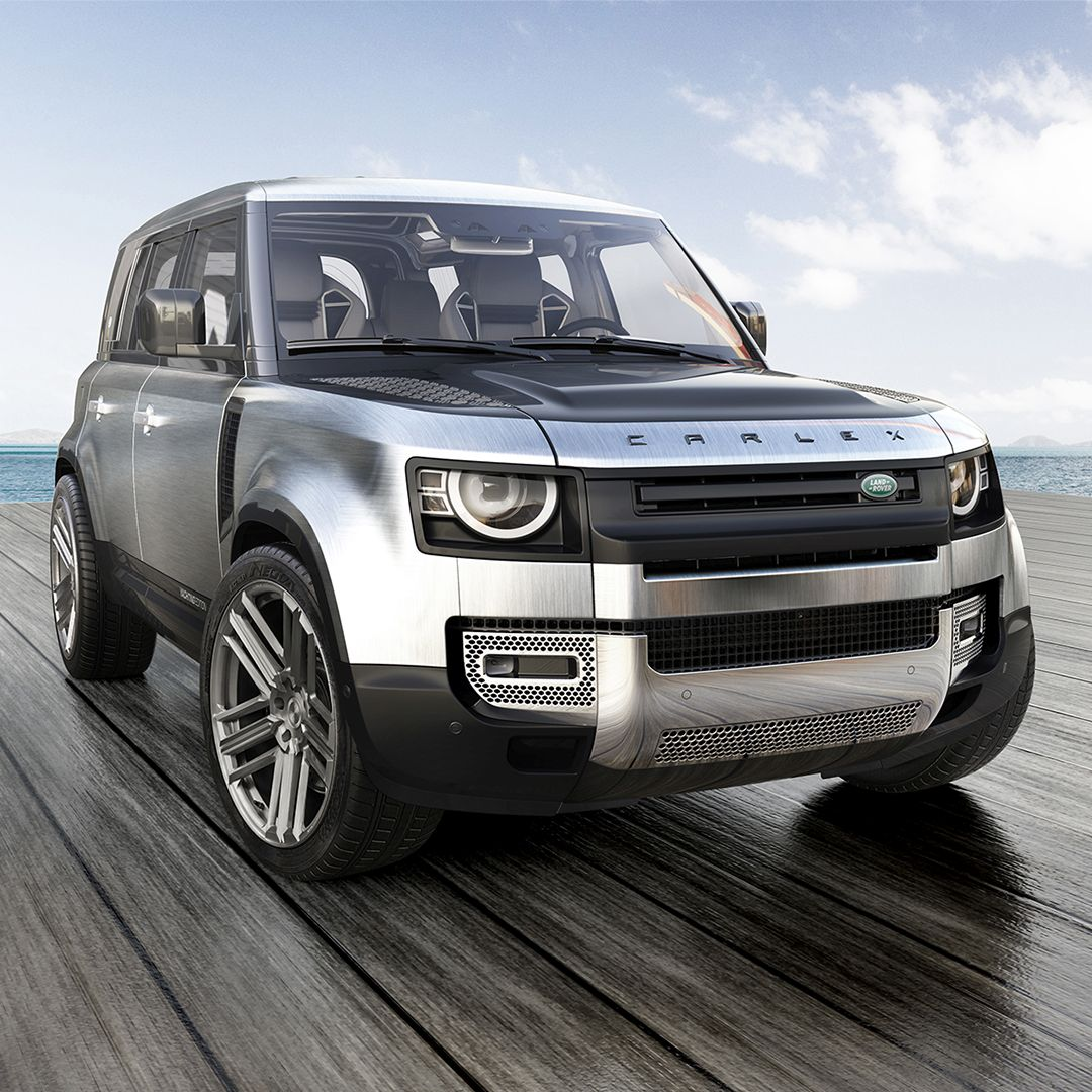 Land Rover Defender Yachting Edition