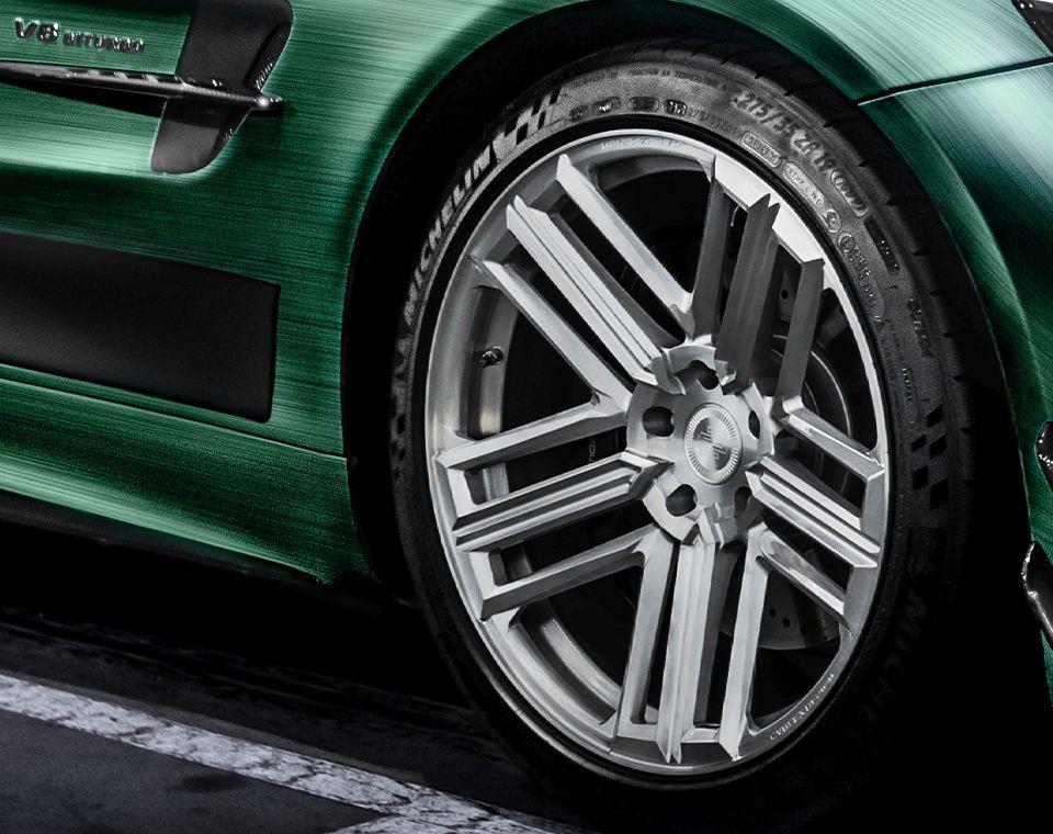 Mercedes AMG GT R PRO Tattoo Edition