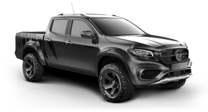 Mercedes-Benz EXY Off-Road