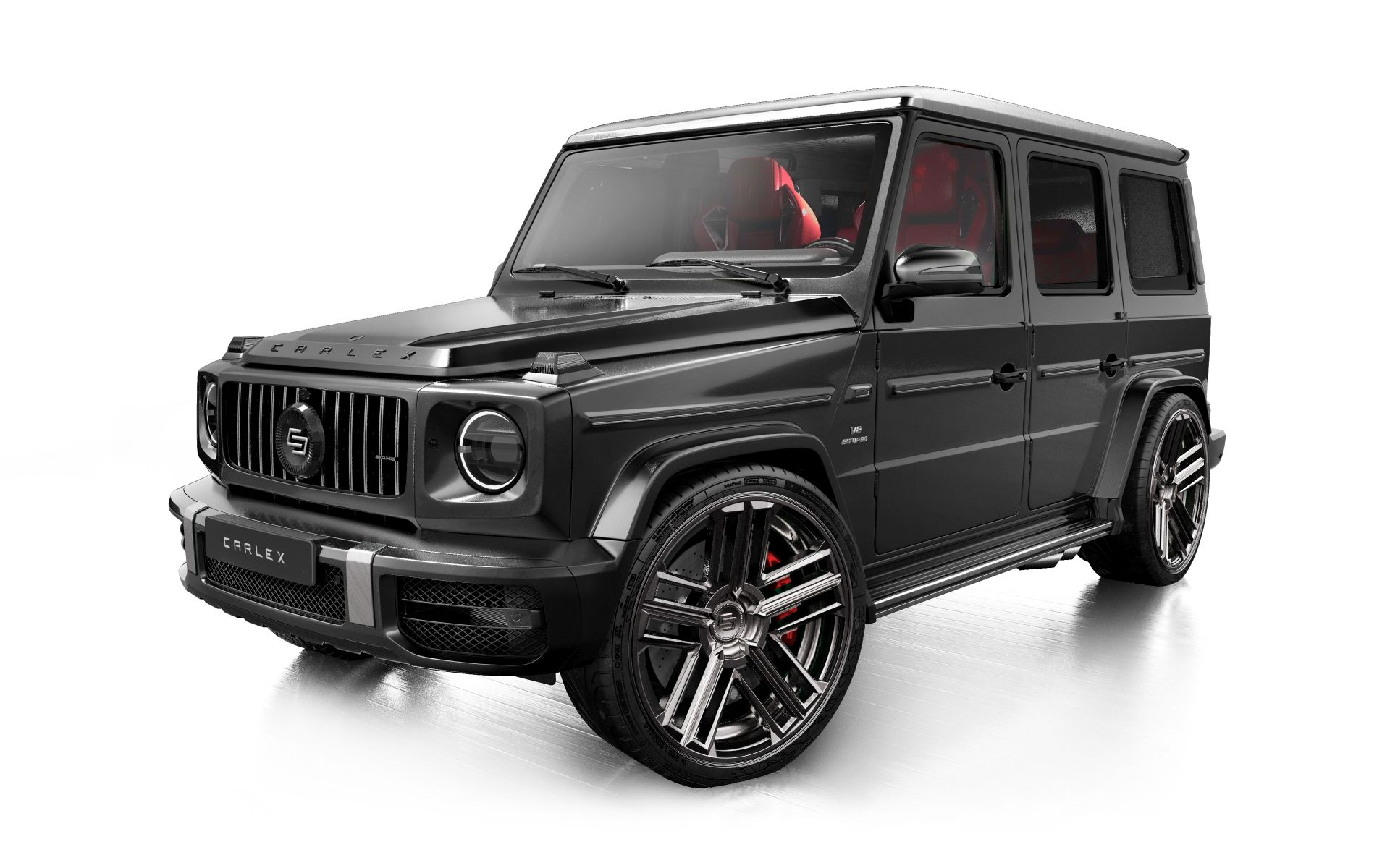 Mercedes-Benz G63 AMG 40th Anniversary Edition