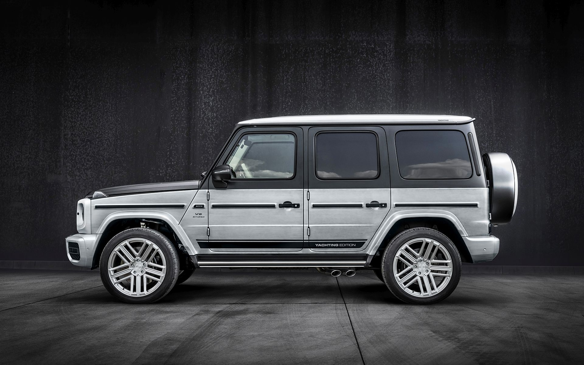 Mercedes-Benz G63 AMG Yachting Edition
