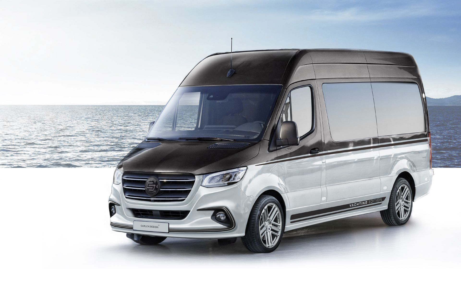 Mercedes Sprinter Yachting Edition