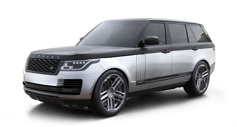 Range Rover Yachting Edition