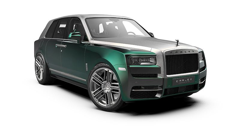 Rolls-Royce Cullinan Royal Edition