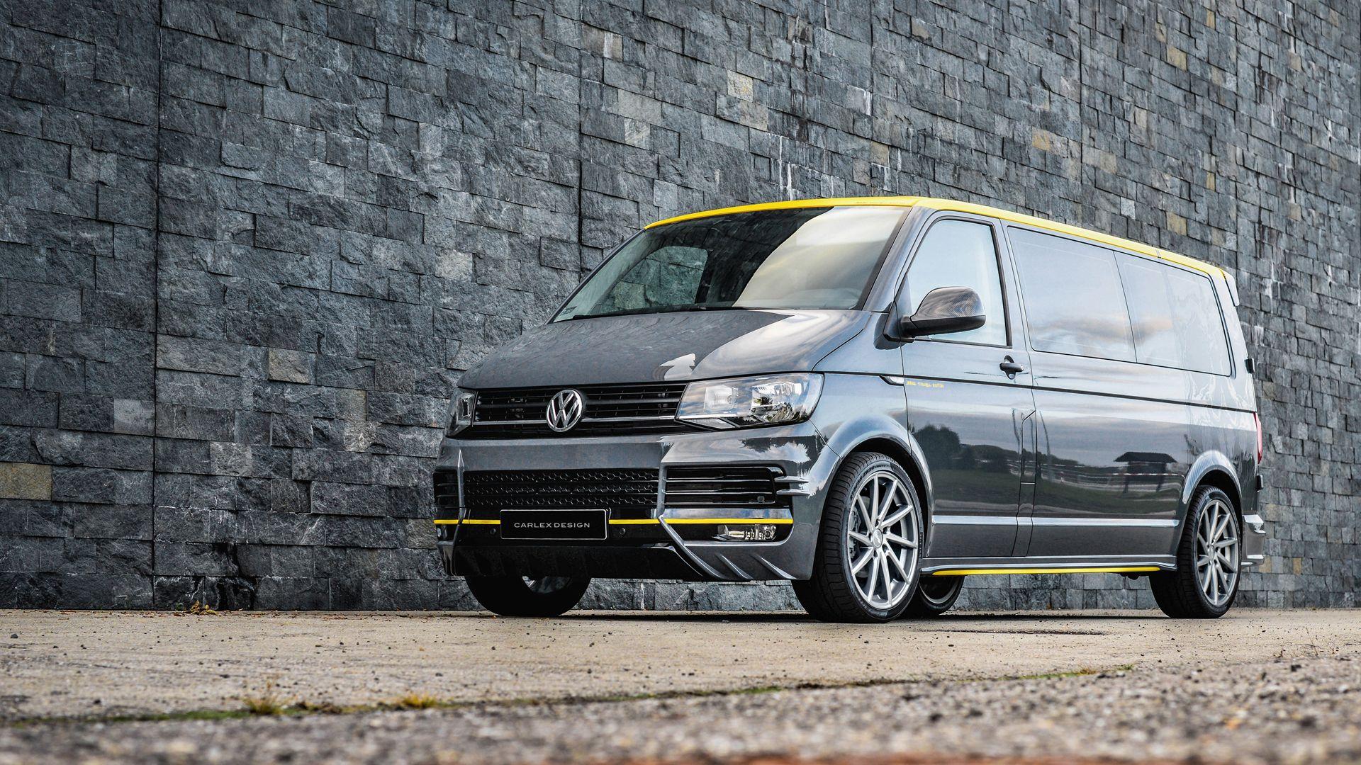 Volkswagen T6 Jeral Tidwell Edition